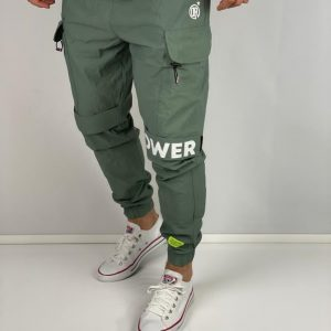 DENİM REPUBLİC PARAŞÜT KUMAŞ JOGGER