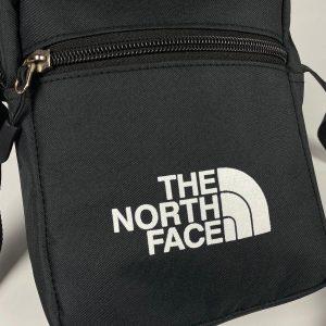 THE NORTH FACE ASKILI SİYAH ÇANTA